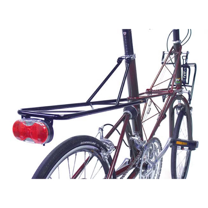 Moulton Rear Luggage Carrier (TSR & SST) - Black