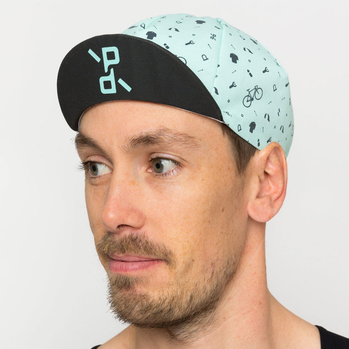 Peloton de Paris Signature Cycling Cap