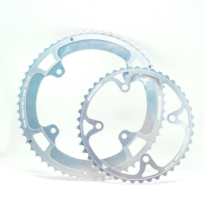 Moulton Campagnolo 4 Arm Chain Ring 58-44