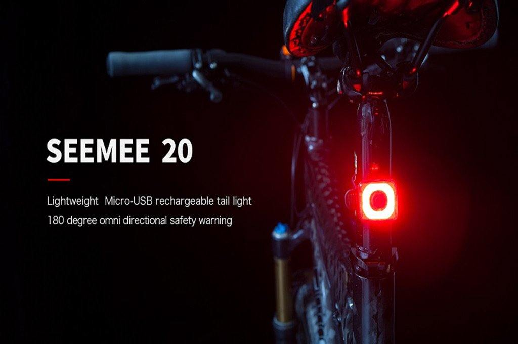 Magicshine Seemee 20 Rear Light