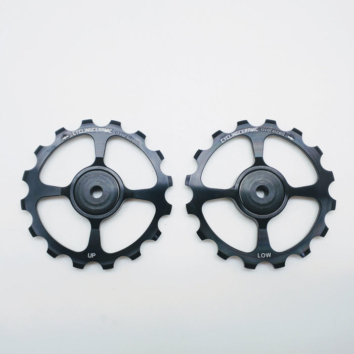 CyclingCeramic Pulley Wheels SRAM 11 - Black