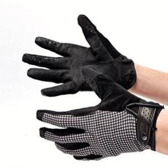 Giro Gilman Gloves - Houndstooth