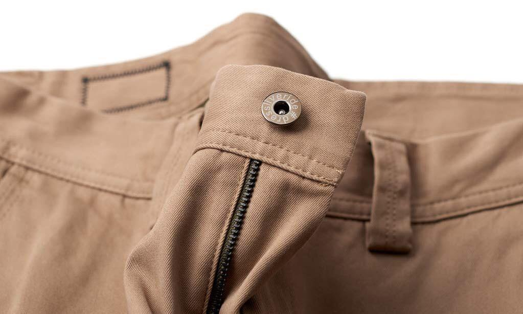 PeDAL ED Cycling Chino - Beige