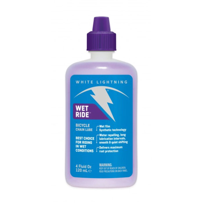 White Lightning Wet Ride 120ml (4oz)
