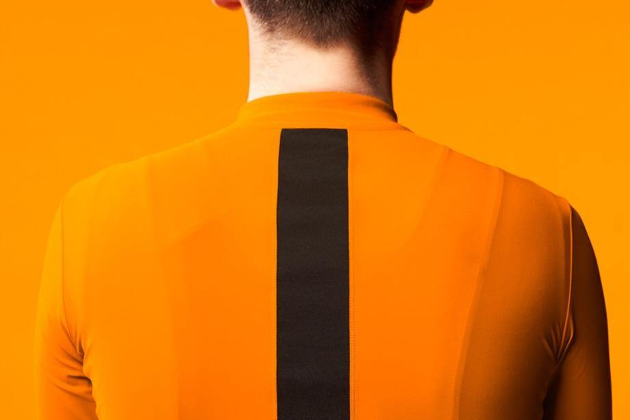 PeDAL ED Heiko Jersey - Orange