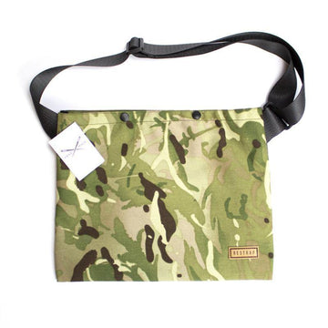 Restrap Musette Bag - Camo - SpinWarriors