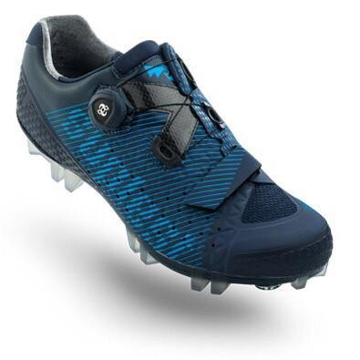 Suplest Edge/3 Performance MTB Shoes - Navy/Blue