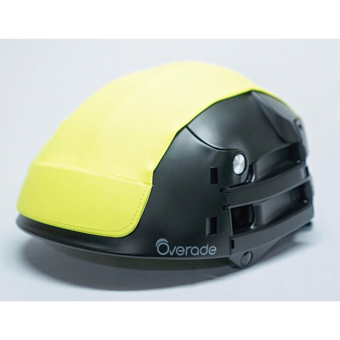 Overade Plixi Helmet Cover - Yellow