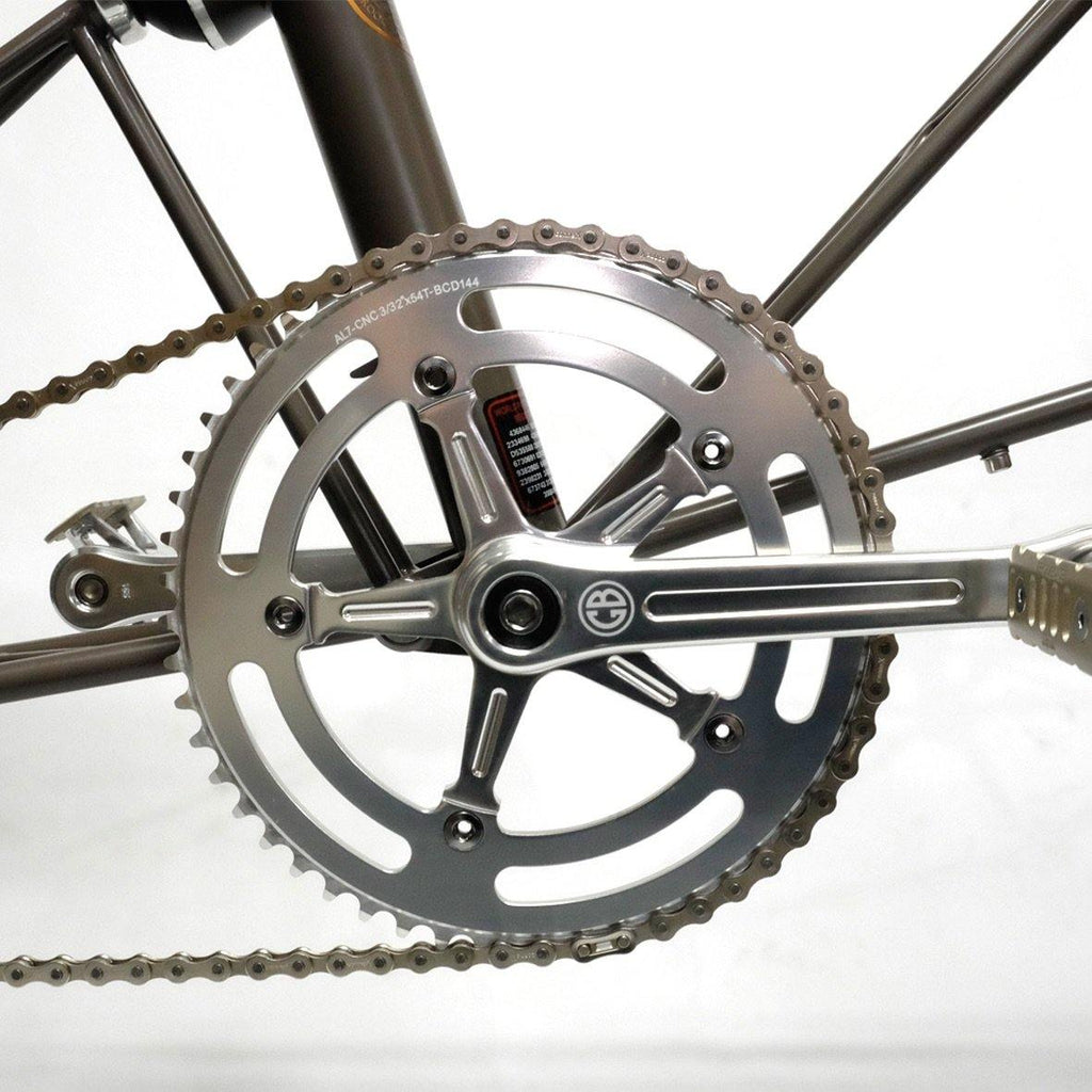 Moulton Earl Grey 1866 Special Edition (150th year Brooks)