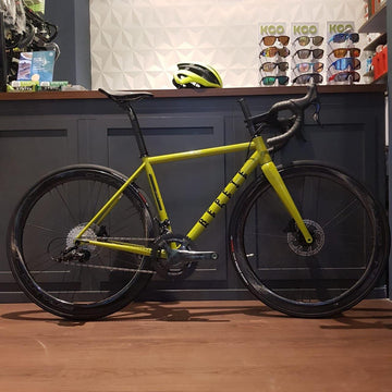 REPETE R2: Reason Road Disc Bike - Gold Green