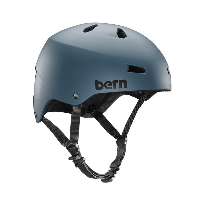Bern Team Macon Helmet - Matte Muted Teal