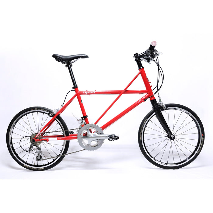Tyrell CX Minivelo (Flat Bar/Shimano Tiagra) - Splash Red