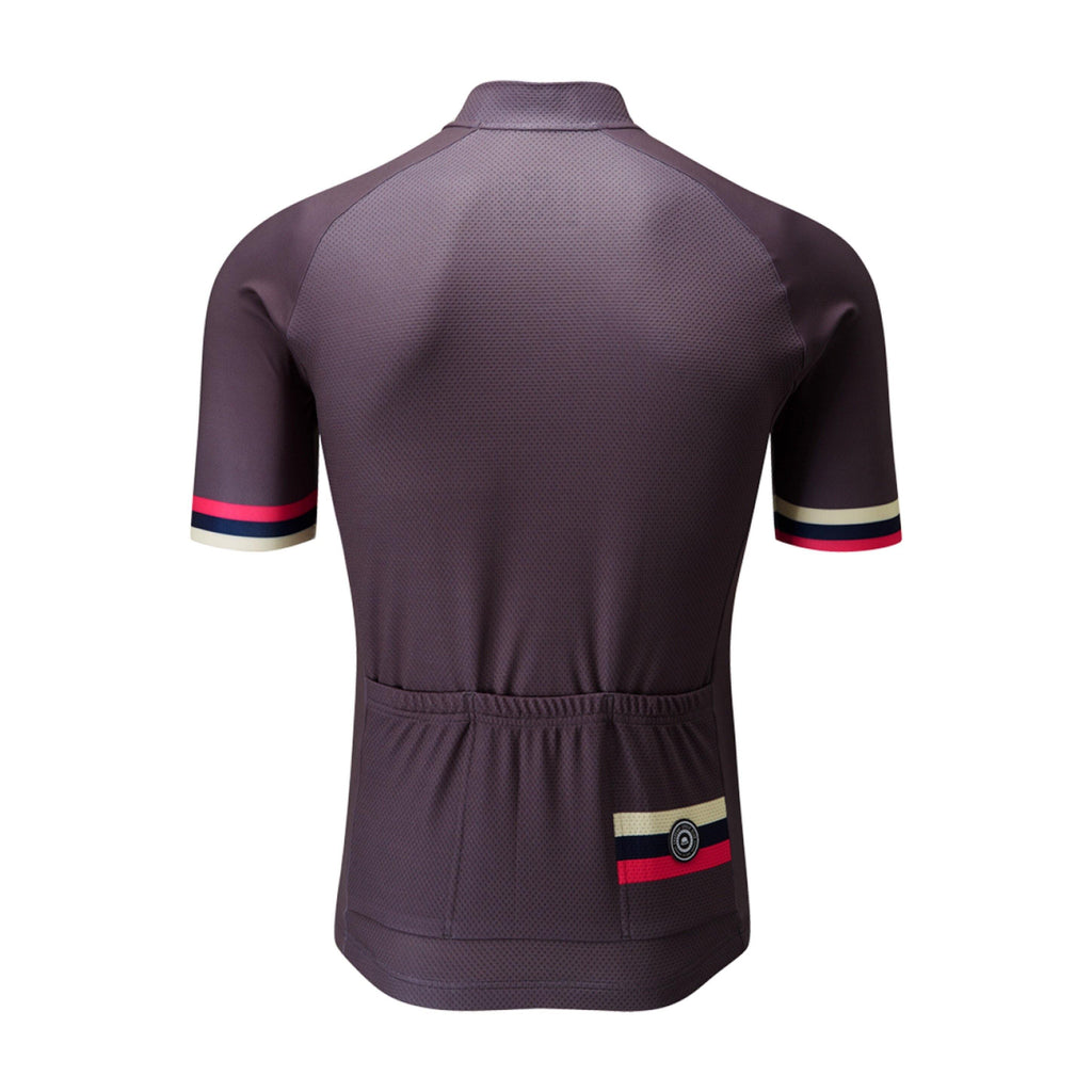 Chapeau! Club Stripe Jersey - Flint Grey