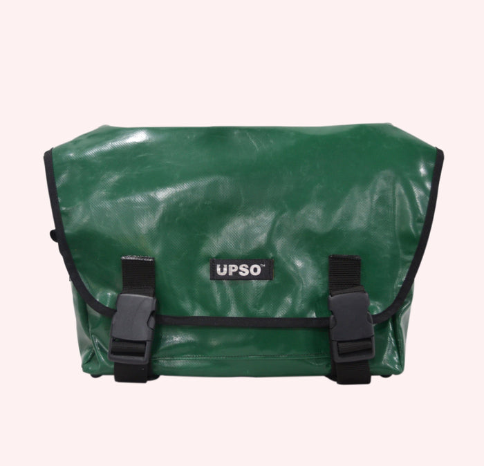 UPSO Brompton Ferrybridge Folder Bag - British Racing Green