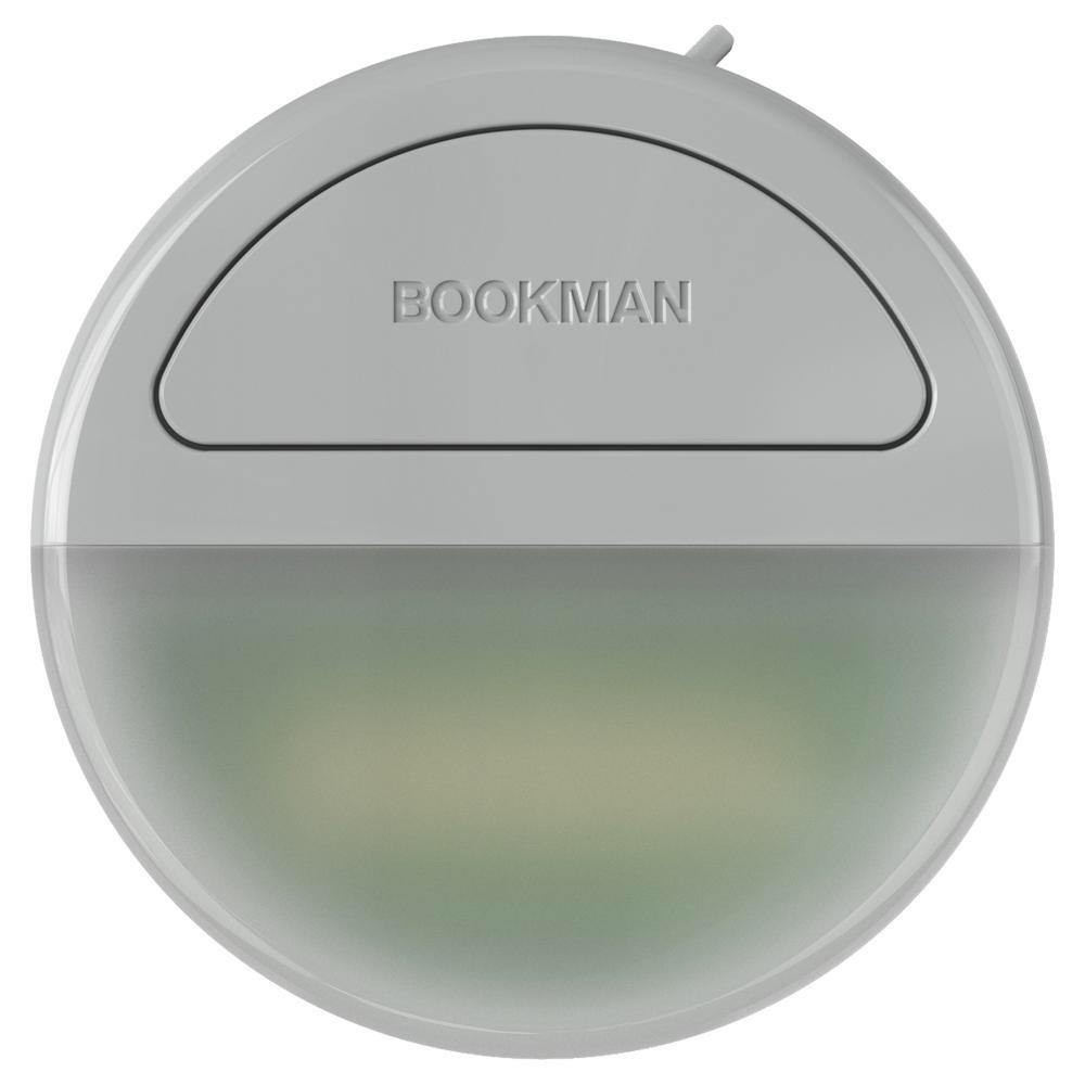 Bookman Eclipse Wearable Light - Grey