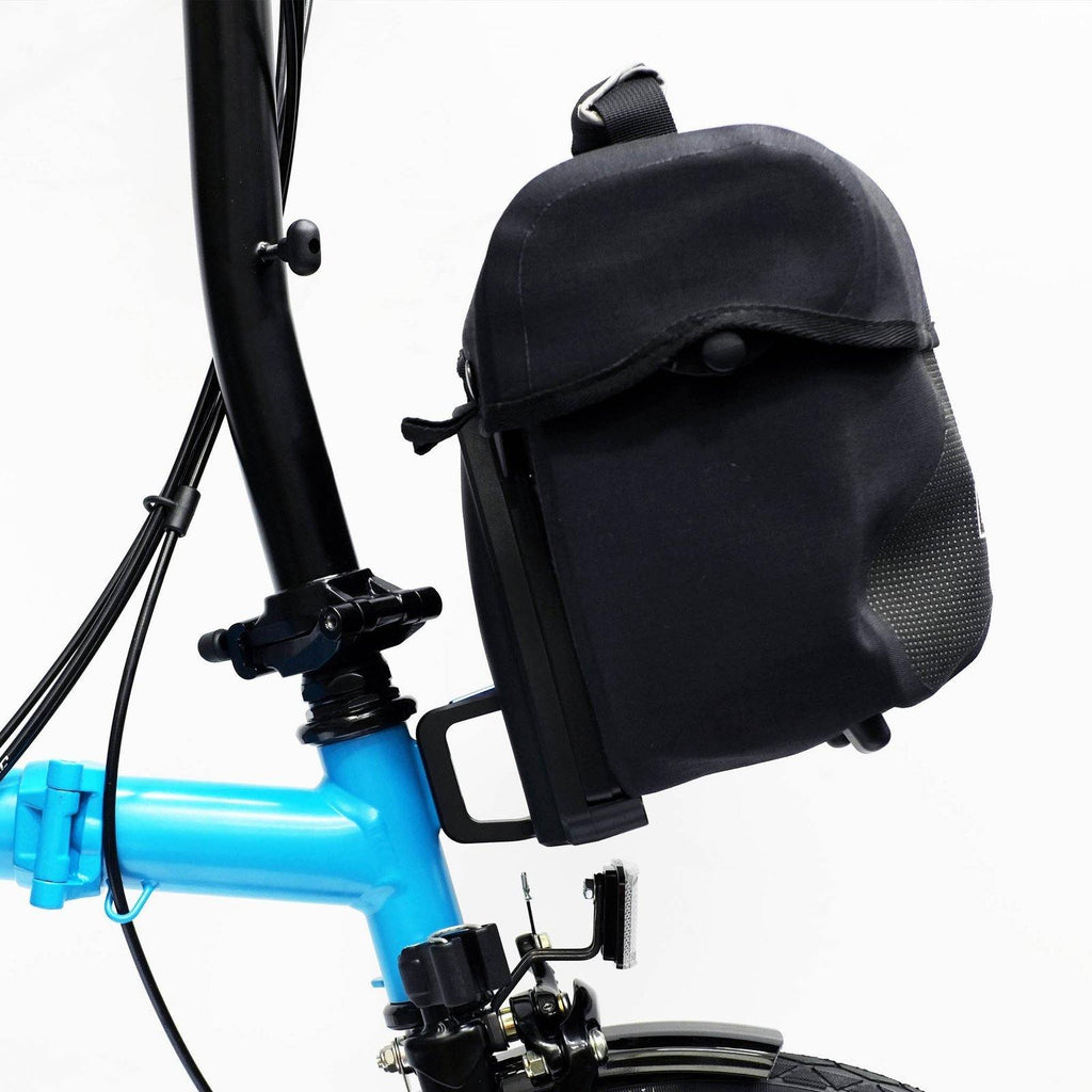 Pegasus Brompton Front Carrier Block - Navy Blue