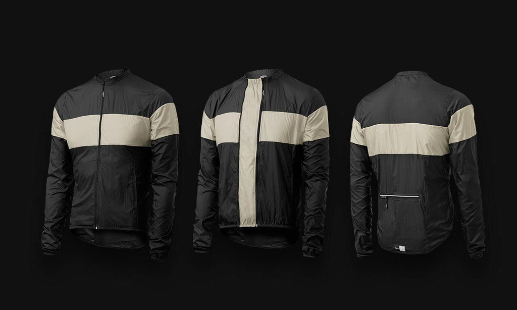PeDAL ED Gufo Jacket - Black