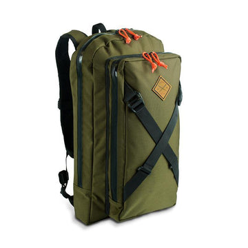 Restrap Sub Backpack - Olive - SpinWarriors