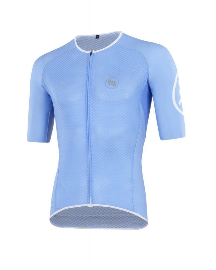 MB Wear Ultralight Smile Jersey - Light Blue