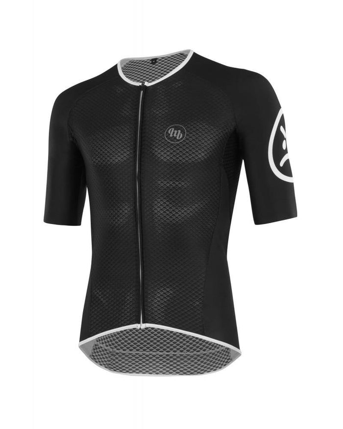 MB Wear Ultralight Smile Jersey - Black