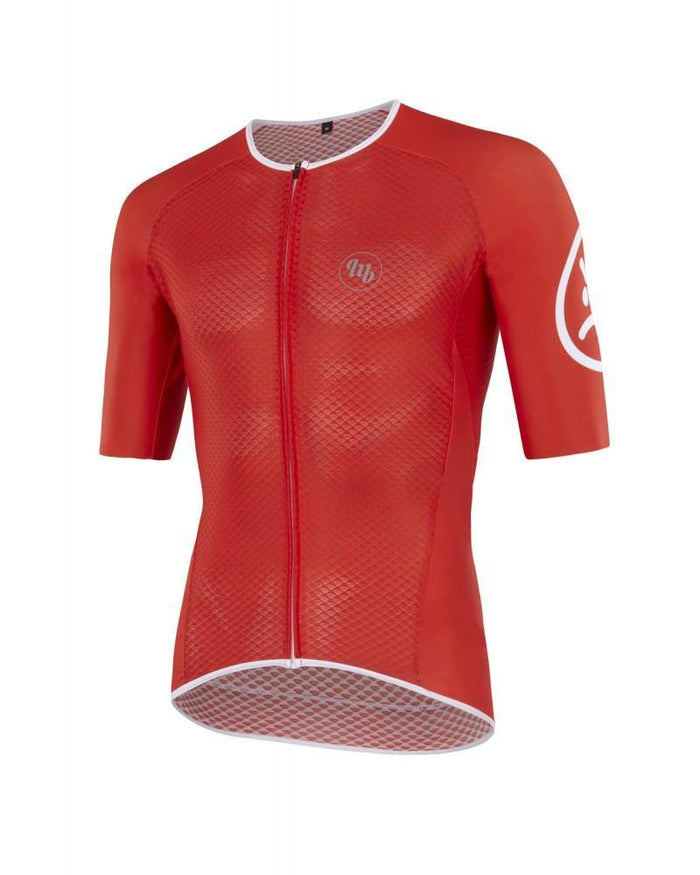 MB Wear Ultralight Smile Jersey - Red