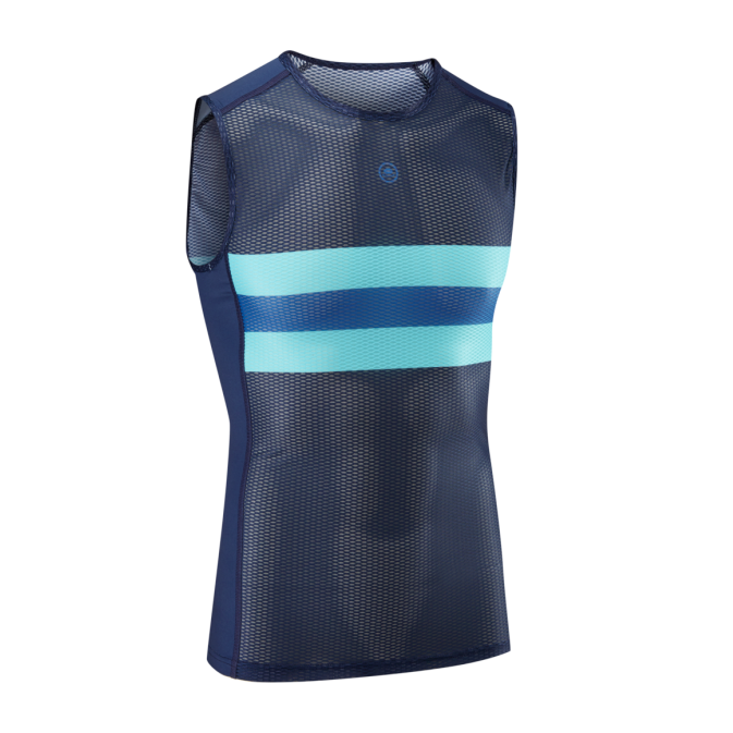 Chapeau! Mesh SL Base Layer - Obsidian Blue