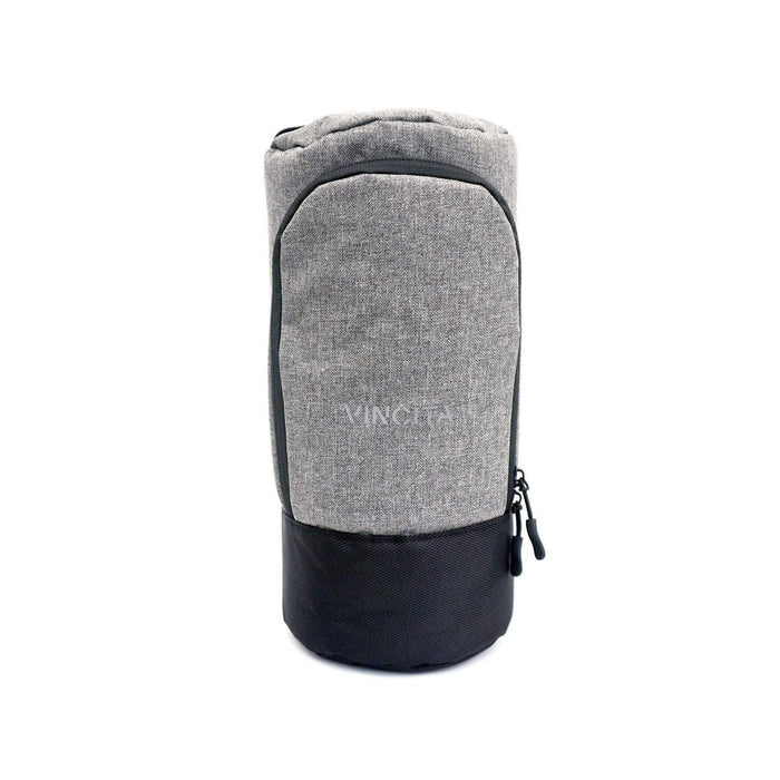 Vincita Nova Saddle Bag for Folding Bike - Grey