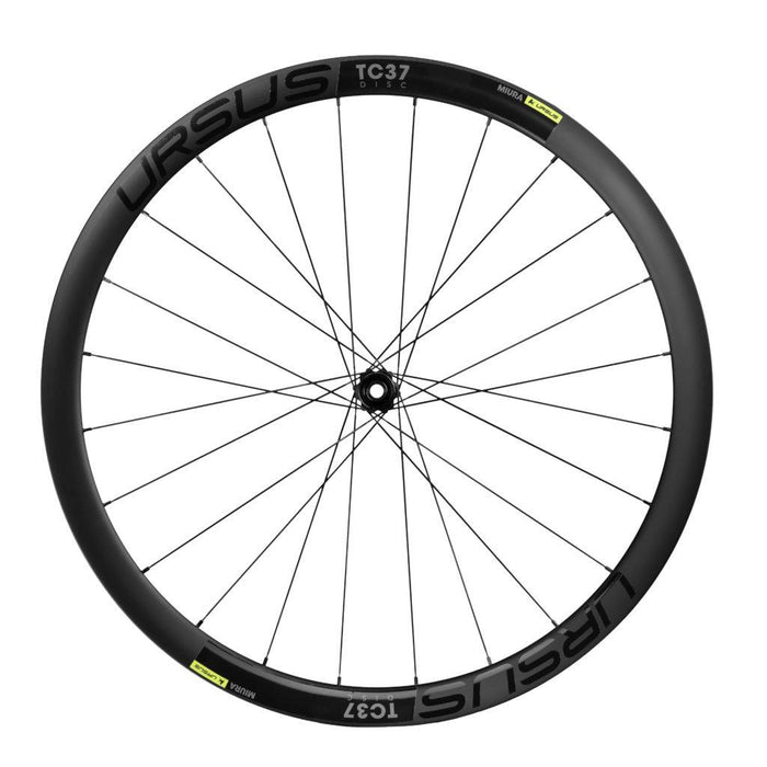 Ursus Miura TC37 Disc Carbon Tubeless Road Wheelset