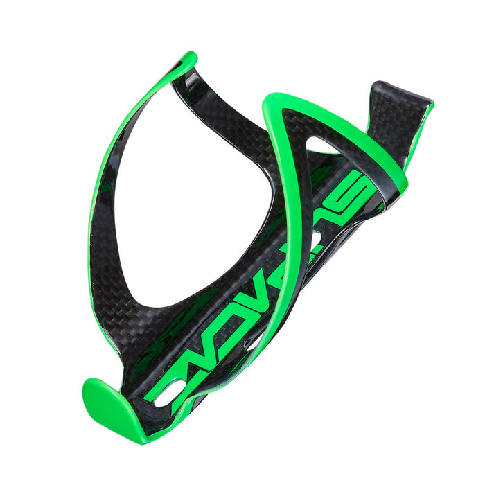 Supacaz Fly Cage Carbon - Neon Green