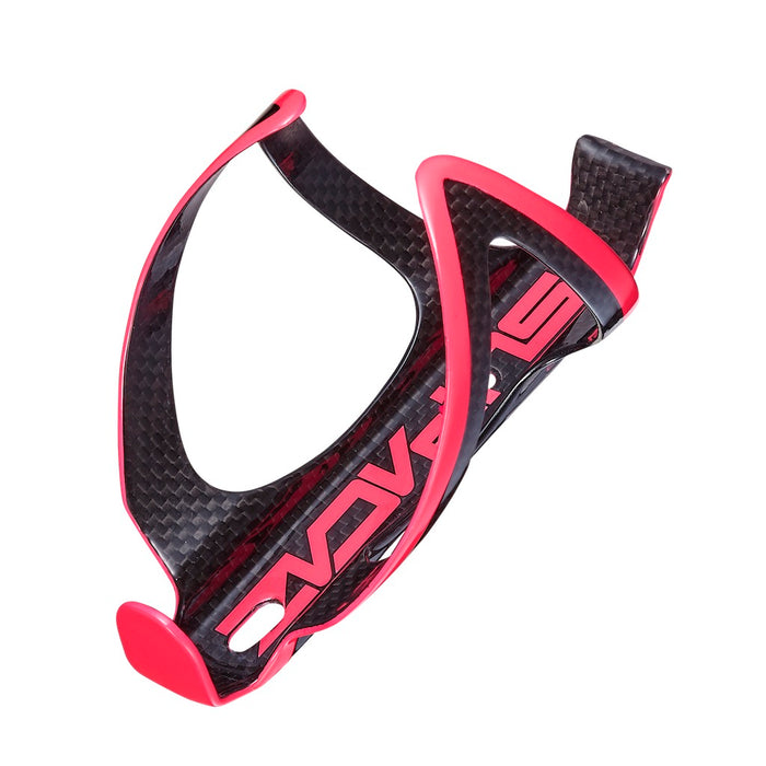 Supacaz Fly Cage Carbon - Neon Pink