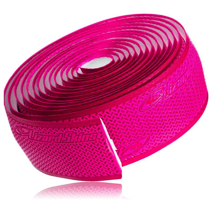 Lizard Skins DSP 2.5MM Bar Tape - Neon Pink