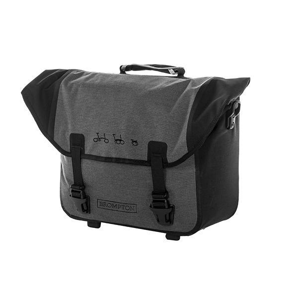 Ortlieb Brompton O Bag - Grey