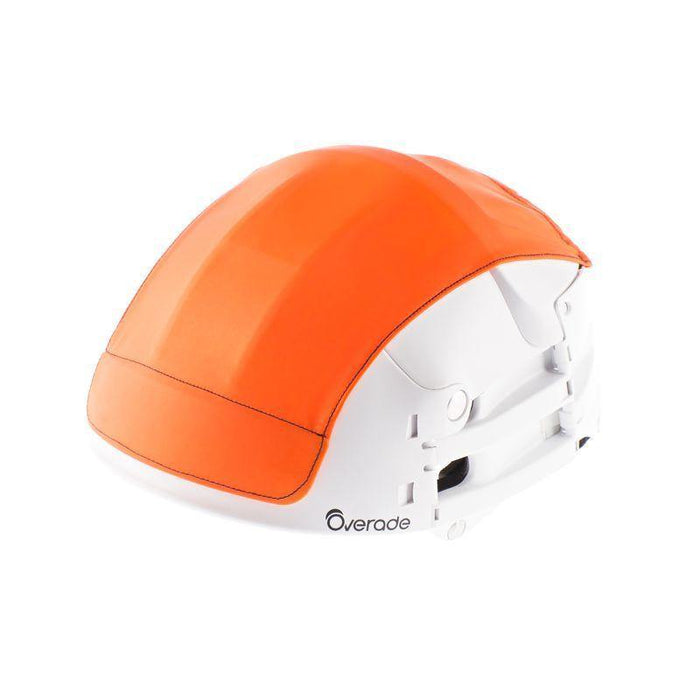 Overade Plixi Helmet Cover - Orange