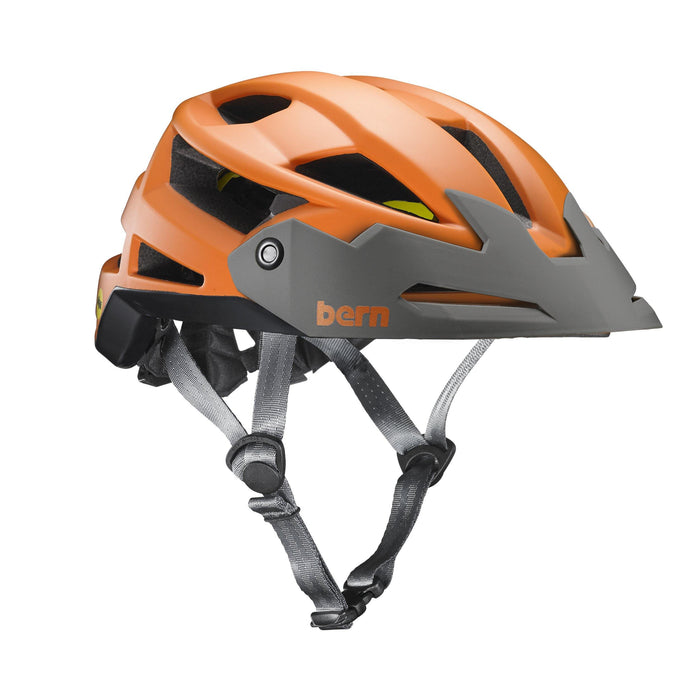 Bern FL-1 XC MIPS Helmet - Matte Burnt Orange