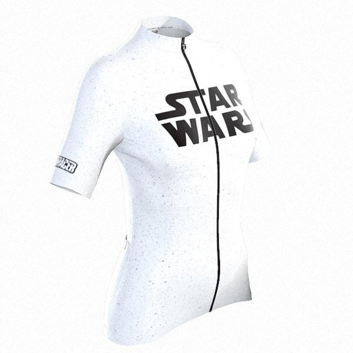 Bioracer Star Wars Logo Woman Jersey - White