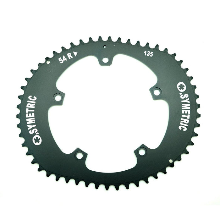 Osymetric Campagnolo 5 Bolts BCD 135mm - 54T Chain Ring
