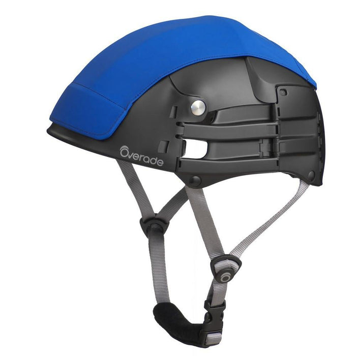Overade Plixi Helmet Cover - Blue