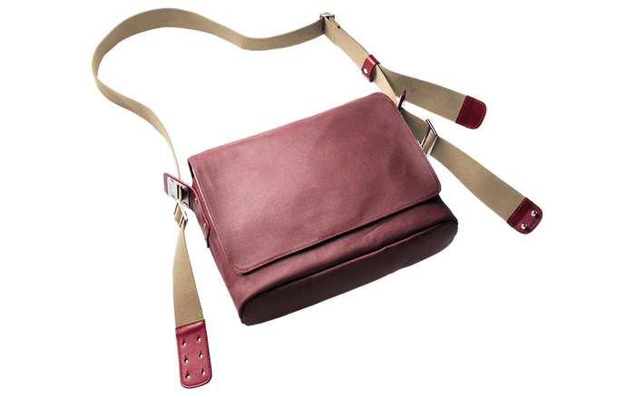 Brooks Paddington Shoulder Bag - Chianti