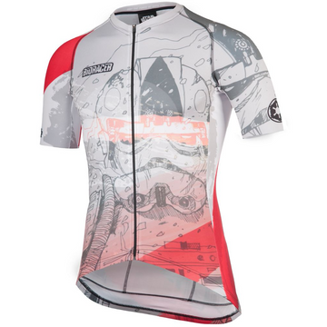 Bioracer Star Wars Art Jersey - Pink Stormtroopers - SpinWarriors