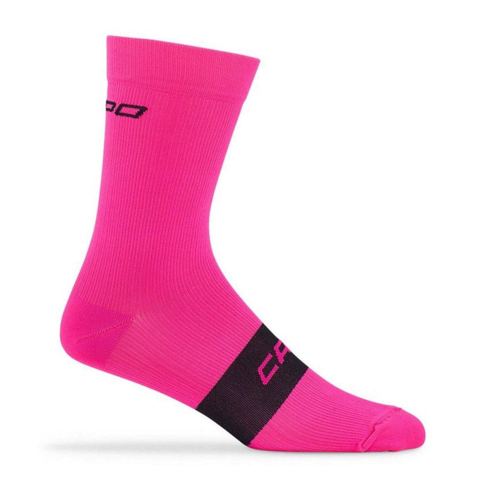 Capo Active Compression 15cm Sock - Pink