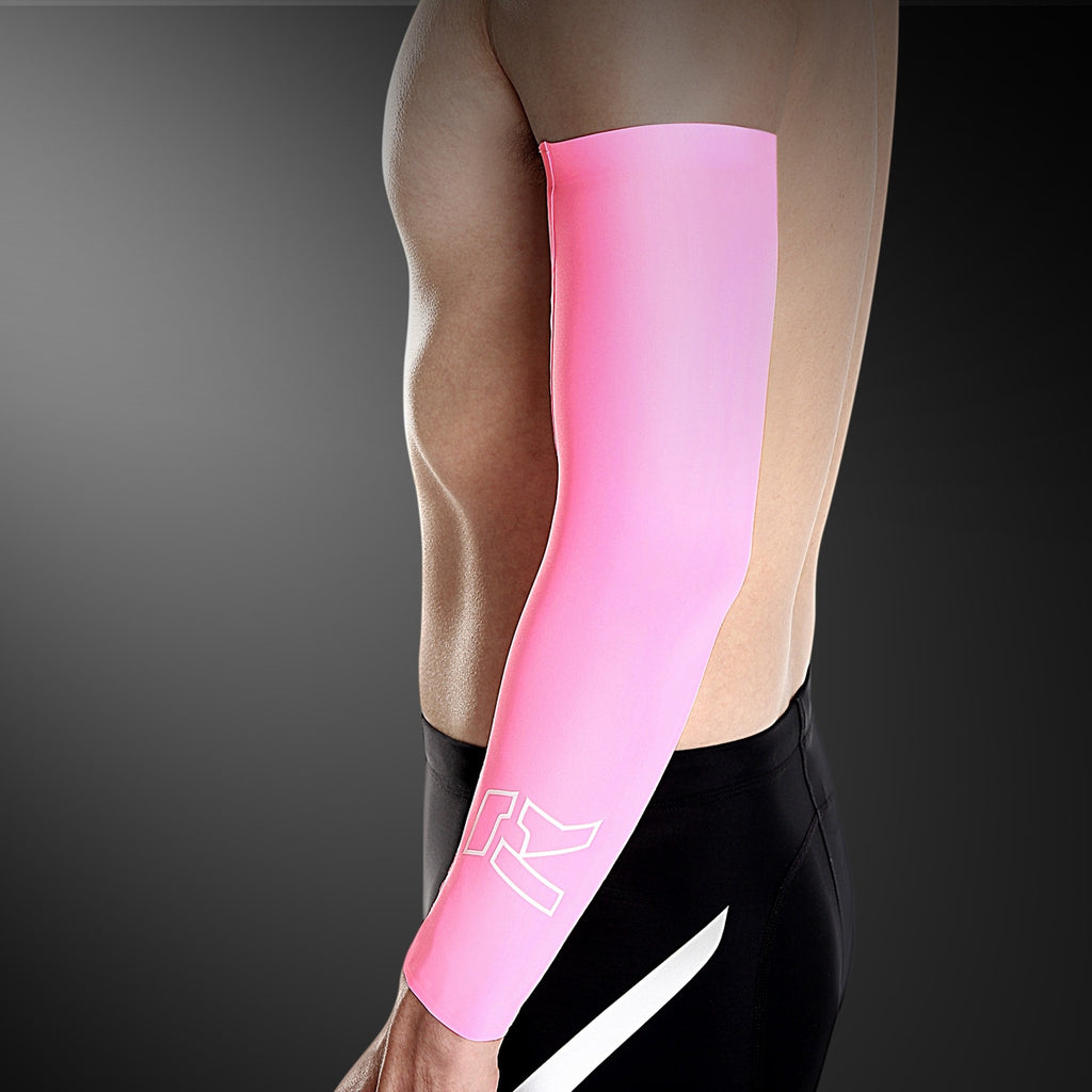 Rema AS02 Compression Arm Sleeve - Pink