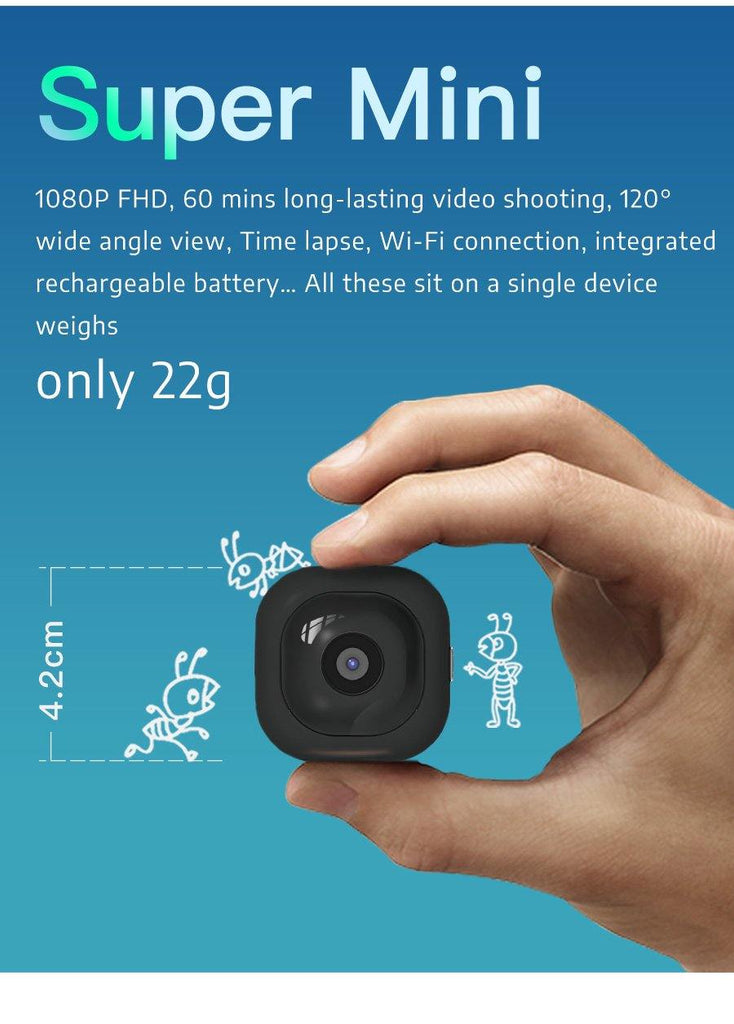 Shanren Pocket Sports Camera