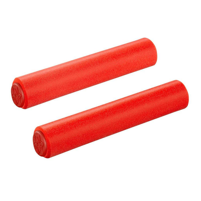 Supacaz Silicones Grips - Red