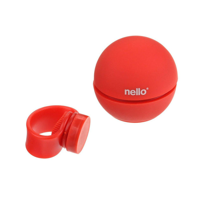 Palomar Nello Magnetic Bike Bell - Red