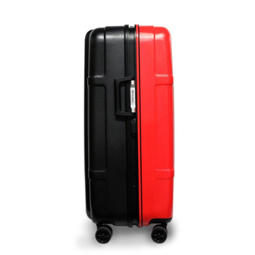 President Brompton Bike Case - Black/Red - SpinWarriors