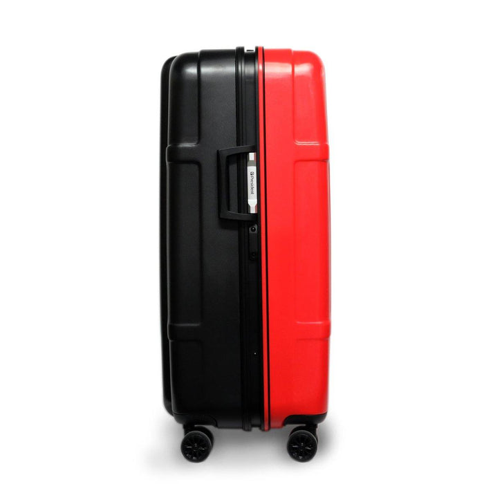 President Brompton Bike Case - Black/Red