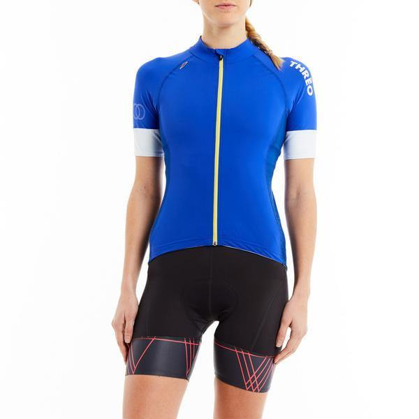 Threo Woman Cycling Jersey - Regents Park