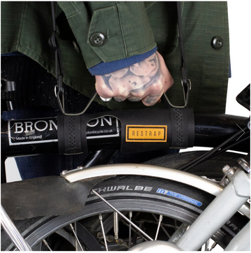 Restrap Brompton City Carry Handle - SpinWarriors