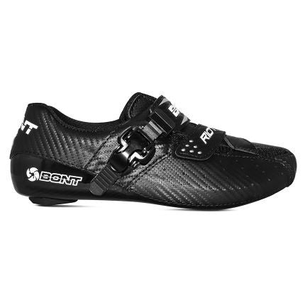 Bont Riot Road Shoes - Black