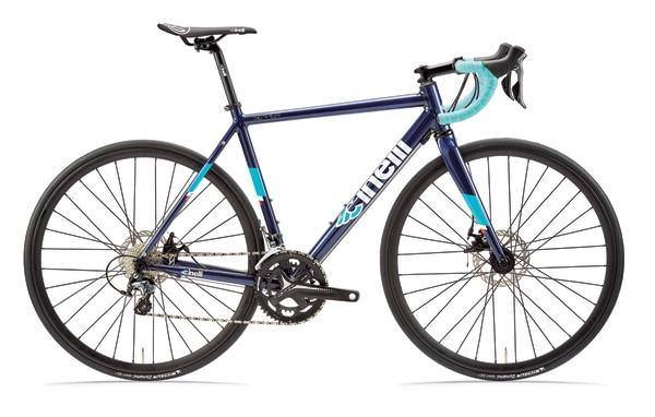 Cinelli Semper - Blue Destiny
